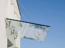 Glasvordächer